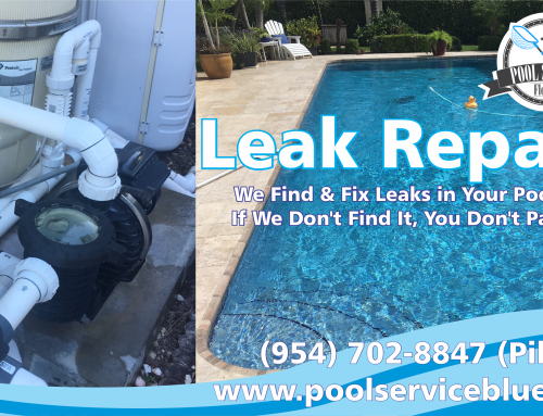Swimming Pool Leak Detection & Repair Services